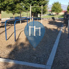 Street Workout Anlage - Albuquerque - Calisthenics  Gym Ventana Ranch Park
