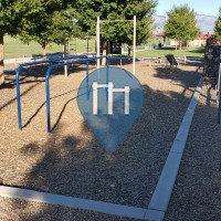 Barre de traction en plein air - Albuquerque - Calisthenics  Gym Ventana Ranch Park
