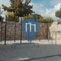 Parque Calistenia - Venturada - Cotos de Monterrey