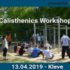Calisthenics Workshop Kleve powered by Playparc