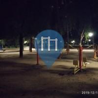 Турник / турники - Севилья - Outdoor Fitness Parque de los Príncipes