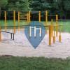 Zgorzelec - Street Workout Park - Flowparks