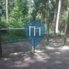 Freising - Trimm Dich Pfad - Freisinger Forst