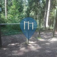 Фрайзинг - уличных спорт площадка - Freisinger Forst