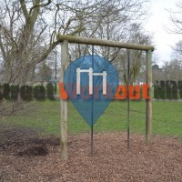 London - Trimm-Dich-Pfad – Wandsworth Common