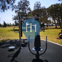 Parco Calisthenics - Brisbane - Outdoor Fitness Decker Park - Barspuds