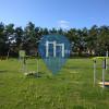 Klimmzugstange - Outdoor Fitness Omori Park