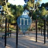 Madrid - Parc Street Workout - Retiro