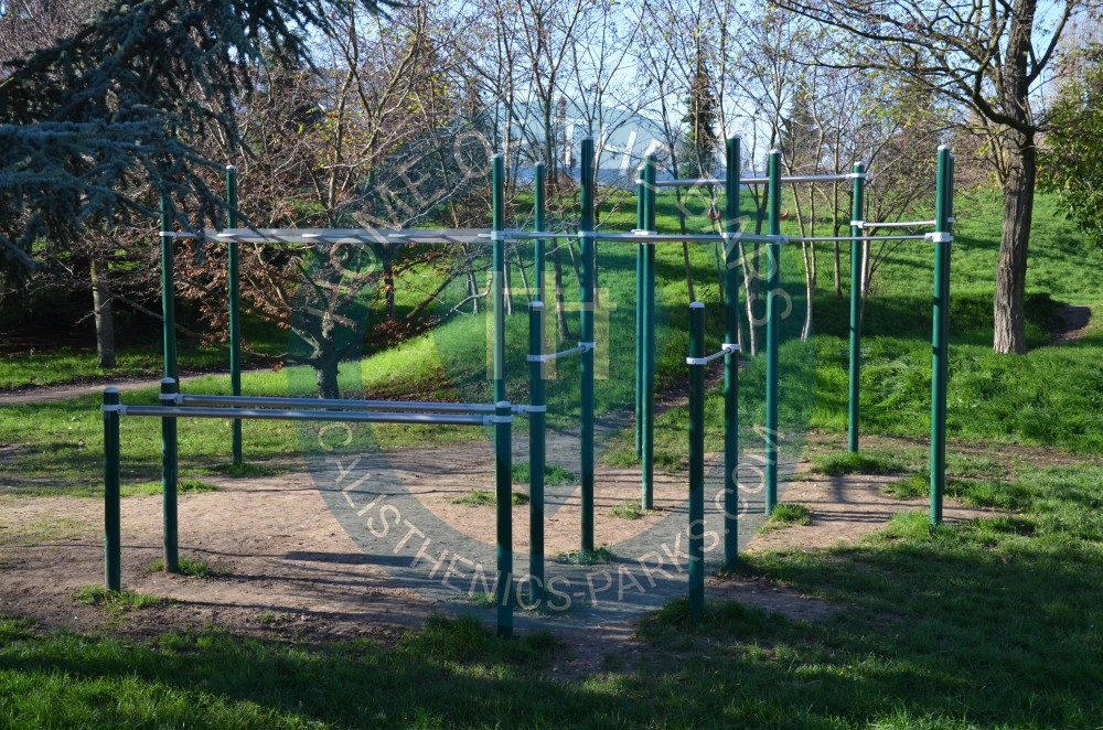 choisy le roi street workout park parc interd partemental des sports frankreich spot. Black Bedroom Furniture Sets. Home Design Ideas
