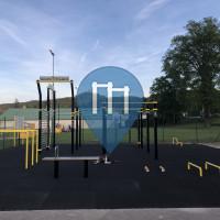Street Workout Park - Mödling - Calisthenics Park ASV Hinterbrühl