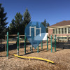 Bend (Oregon) - Outdoor Fitnesspark - Kenwood School