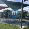 Calisthenics-Stationen - Brisbane - Raymond Park - Kangaroo Point