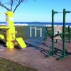 Milwaukee - Street Workout Park - Bradford Beach Park