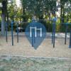 Turnhout - Calisthenics Park - Parklaan