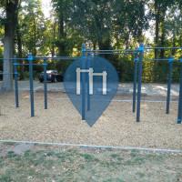 Turnhout - Parco Calisthenics - Parklaan