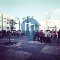 Lisbon - Calisthenics Stations - Park Kenguru.pro do Bairro do Condado