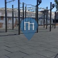 Street Workout Anlage - Berlin - Calisthenics Park Gleisdreieck