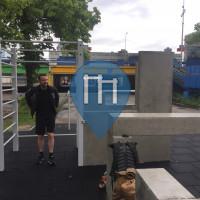 Street Workout Park - Amsterdam - Urban Spots Park De Oase