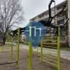 """Plovdiv - Calisthenics Station - Park """"Baby"""""""