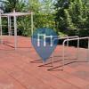 Ginásio ao ar livre - Wels - Calistenics Parcours Wels