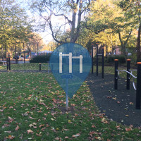 London - Exercise Stations - Butterfield Green, Stoke Newington