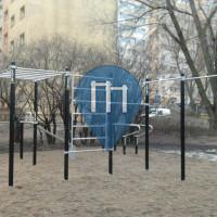 Gdynia - Street Workout Park - Leszczynki