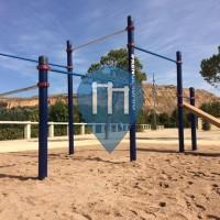 Logroño - Street Workout Park - Parque de La Ribera