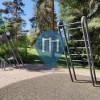 Gimnasio al aire libre - Lahti - Outdoor Fitness Park Kankolanpuisto