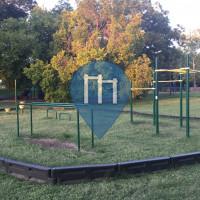 Austin - Outdoor Exercise Park - Sanchez School Park