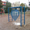 Amman - Parque Calistenia - Abu Ayoub Al Ansari Street