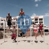 San Jordi (Ibiza) - Calisthenics Park - Playa d' en Bossa
