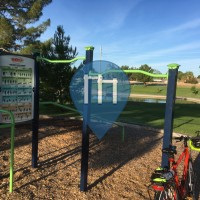 Fitness Corner - Mesa - Outdoor Fitness Equipment Greenfield Park