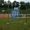 Zwickau - 户外运动健身房 - Westsachsenstadion