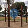 Barras de dominadas al aire libre - Comuna 01 - Outdoor Gym Puerto Madero Av. de los Italianos