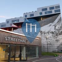 Barra per trazioni all'aperto - Copenaghen - Ørestad Streethall