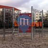 Mannheim - Ginásio ao ar livre - Diakonissenkrankenhaus/Pfalzplatz