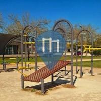 Saint-Gervasy - 徒手健身公园