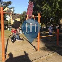 Buenos Aires - Calisthenics Geräte - Avenida Iraola