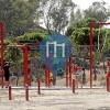 Parc Street Workout - Xeresa - Carrer Xeraco Parque Calistenia