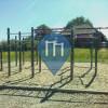 Parco Calisthenics - Wittelsheim - Parc de Street Workout de Wittelsheim