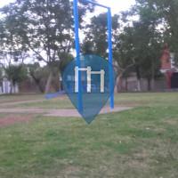 San Justo - Outdoor Fitnessplatz - Plazita 6