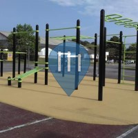 Baden - Street Workout Park - Sportsfields