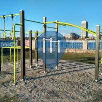 Riga - Calisthenics Equipment - Lappset - Vanšu tilts