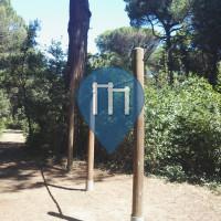 Червия - Перекладины под открытым небом - Via V Traversa