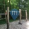 Barra per trazioni all'aperto - Rheinfelden - Vita Parcours / Trimm Dich Pfad Rheinfelden