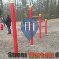 Krefeld - Parcours Sportif - Hülser Berg