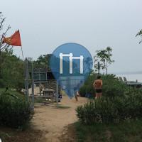 Hà Nội - Outdoor gym - Banana Island