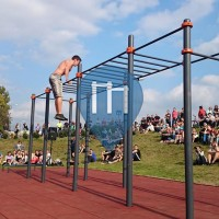 Piešťany -  Parc Street Workout
