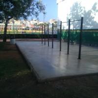 Málaga - 徒手健身公园 - Calle de Argéntea