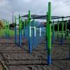 Temuco - Street Workout Park - Gimnasio Olimpico